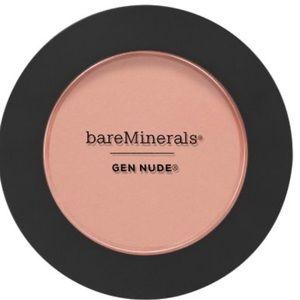 Bare Minerals GEN NUDE POWDER BLUSH Pretty In Pink